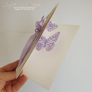 Water Colour Butterfly Mothers Day Card