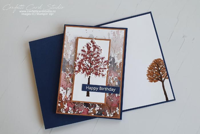Beauty of the Earth Birthday Card Confetti Studio