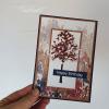 Beauty of the Earth Handmade Birthday Card