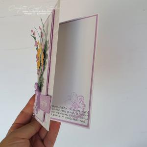 Quiet Meadow Wild Flowers Birthday Card