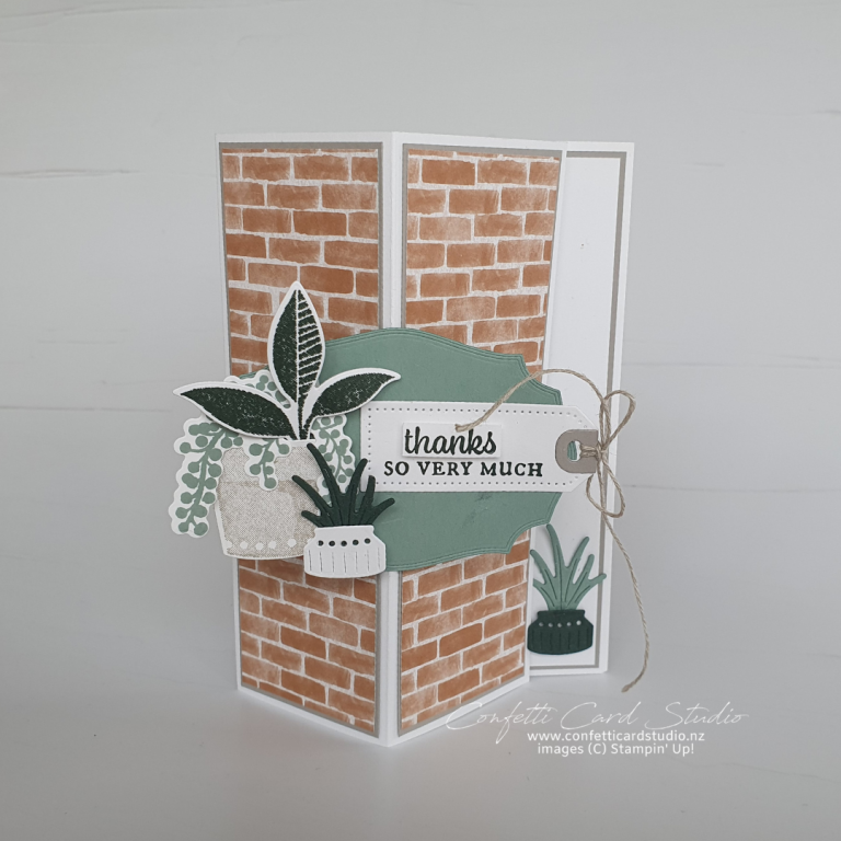 Read more about the article PLENTIFUL PLANTS STANDING EASEL CARD