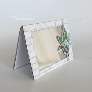 Hanging Plant Photo Card