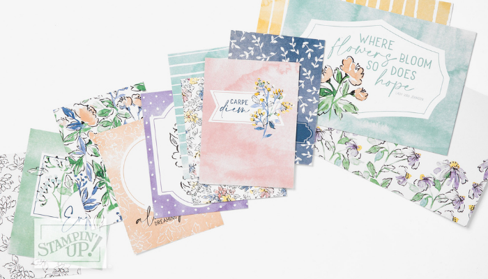 Hand-penned Memories and More Cards