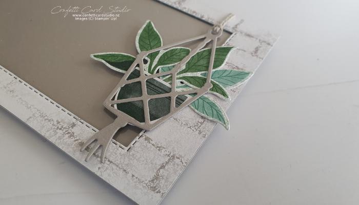 Plentiful Plants Photo Card Hanger