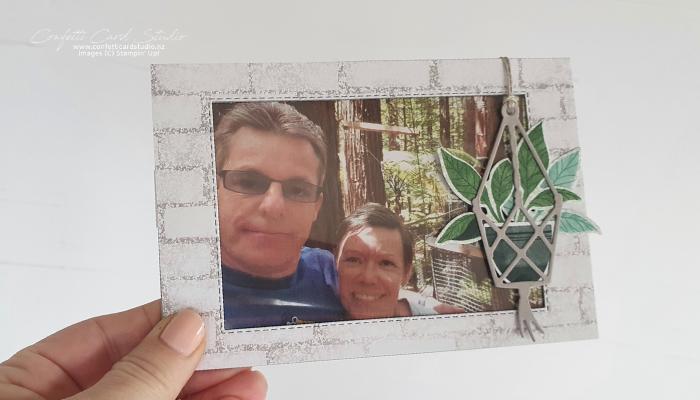 Plentiful Plants Photo Card Photo