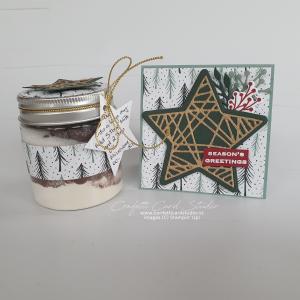 Read more about the article MINI JAM JAR MUG CAKE – EASY DIY GIFT IDEA