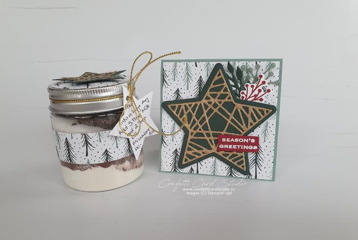 Jar Mug Cake DIY Gift