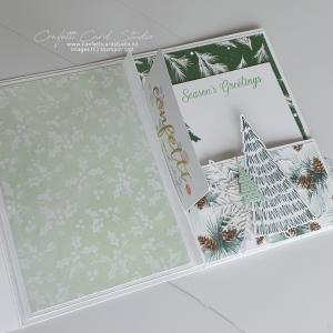 Whimsy of Christmas Gift Card Holder