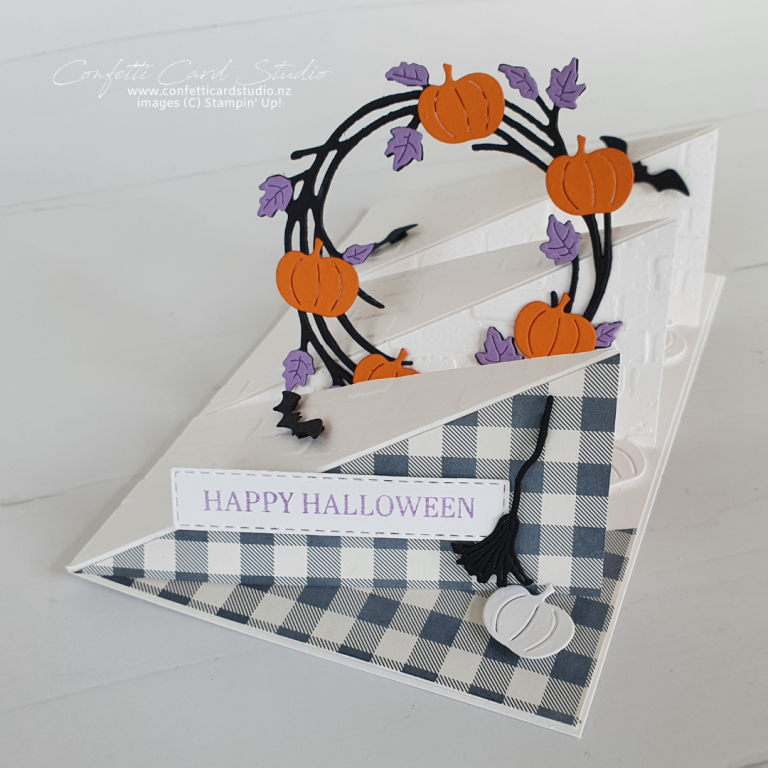 Read more about the article TRI EASEL HALLOWEEN CARD