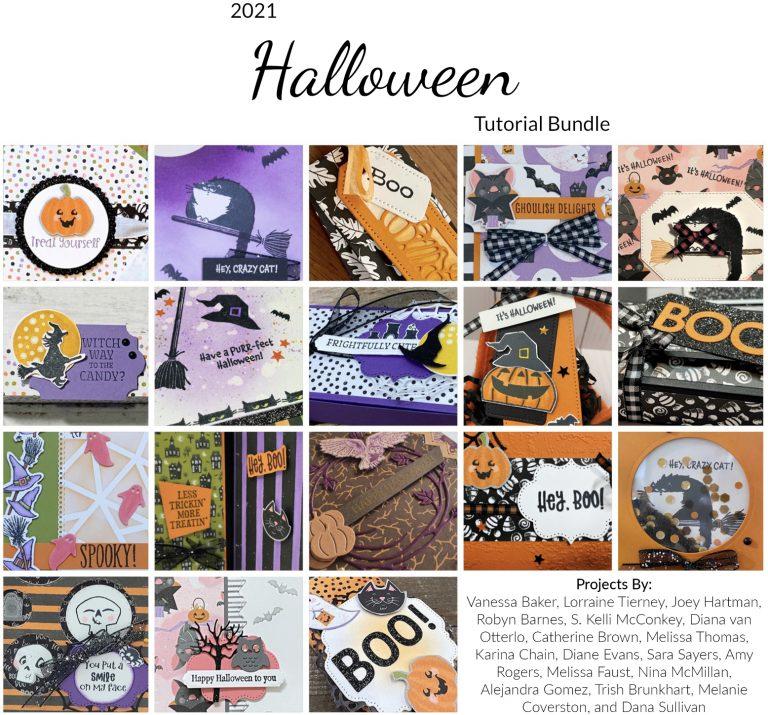 Halloween Tutorial Bundle